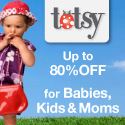 Totsy - baby and kids 80% off