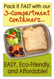 Easy Lunch Boxes food storage