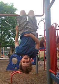 Sebastian hanging