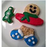 Rice Krispies Treats Recipe Box Holiday Table Show Stopper Challenge