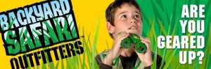 Backyard Safari Outfitters toys