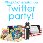 Pop Secret Twitter Party