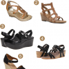Fashion Roundup: 5 Wedge Sandals I Love