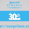 Marriott Rewards® Final 'Year of Surprises' Nomination Period - Nominate Someone For a Surprise Party!