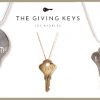 The Giving Keys: Wearable. Sharable. Perfect Imperfection.
