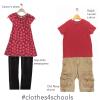 Save 20% at Slightly-Used Children's Clothing at Schoola.com! | #BackToSchool #Sponsored @Schoola