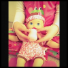 Thumbnail image for Little Mommy Baby So New™ Doll Review & Video (Win a Little Mommy doll!)