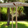 Thumbnail image for Spruce Up Your Backyard With A DIY Pergola + 10% Coupon Code!