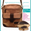 Thumbnail image for Review: A Travel Satchel That Is Stylish And Functional!