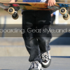 Thumbnail image for Skateboarding, a safe sport, with the right gear!
