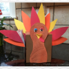 Thumbnail image for Thanksgiving Craft: Thankful Turkey Box – Great For Everyone In The Family To Get Involved In!