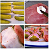 Thumbnail image for Super Bowl Sunday Appetizer Idea & Recipe: Pickle Wraps