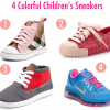 Thumbnail image for 4 Children's Sneakers That Will Add Color To Your Child's Step
