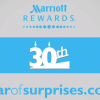 Thumbnail image for Marriott Rewards® Final 'Year of Surprises' Nomination Period – Nominate Someone For a Surprise Party!
