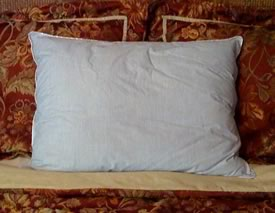 Select Comfort - Create your own pillow