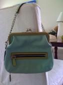 Coach Bonnie - Olive Shoulder Bag
