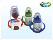 NUK Learner Cups - BPA Free