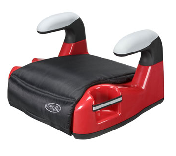 Evenflo Big Kid AMP no back booster seat review