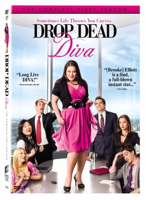 Drop Dead Diva season one box set
