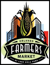 Orlando Farmer's Market at Lake Eola Park