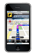 TeleNav GPS Navigator for your phone