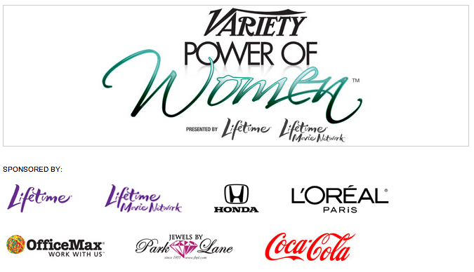 Variety Power of Women event