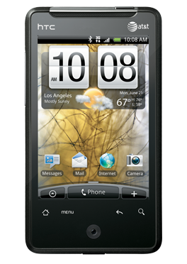 HTC Aria review