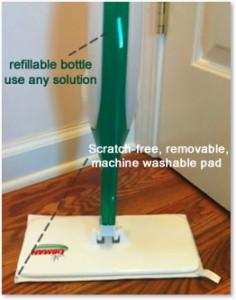 Libman Freedom! Spray Mop review and giveaway