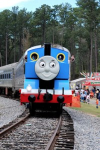 Thomas & Friends train ticket giveaway