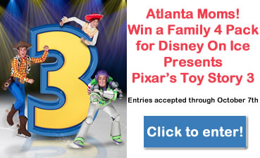 Disney on Ice presents Toy Story 3 at Philips Arena - ticket giveaway