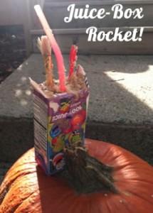 Juicebox rocket craft