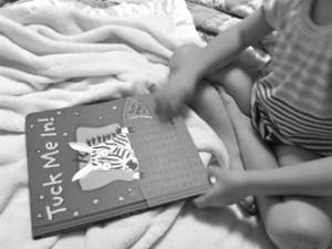 Tuck Me In bedtime story