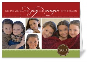 Shutterfly holiday cards - photo gifts