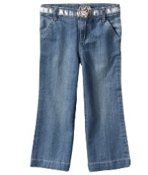 Toddler Girls' Genuine Kids from OshKosh Vintage Dark Trouser Jeans
