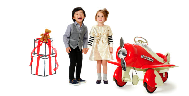 Gilt Toys for Tots 5%