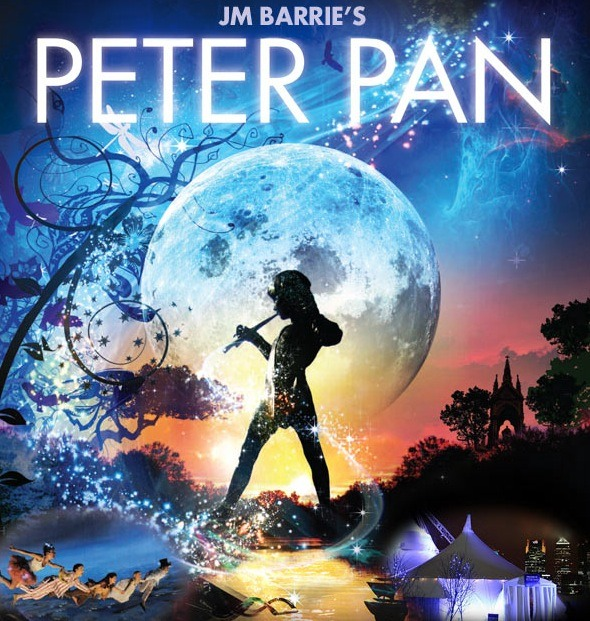 Peter Pan Atlanta show
