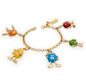 M&M's charm bracelet at Macys.com