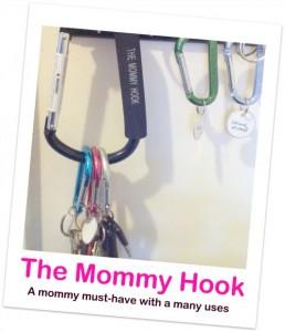 The Mommy Hook stroller hanger review