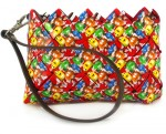 M&M's clutch at Ecoist