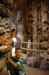 Fernbank NatureQuest Cave