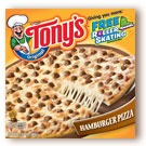 Tony's Pizza review