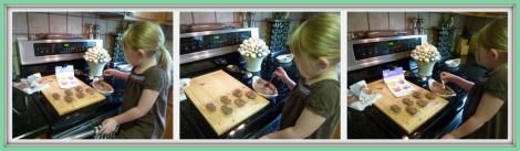 Making Easter Chocolate Candy