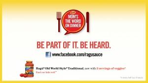 Ragú® - Brand Ambassador campaign