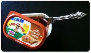Land o Lakes Cinnamon Sugar Butter Spread