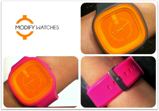 Modify Watches - The Modular Watch that will Match your Personality Any Day