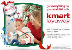 Electronics #Layaway #KmartChat and Sweepstakes TONIGHT from 8-9:30pm ET!