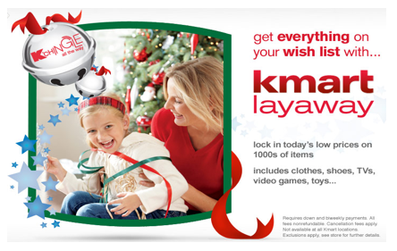 Join me at the Kmart Layaway Twitter Party Thursday 8-9:30pm EST at #KMartChat