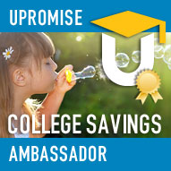 Save Money for College While Shopping for Holiday Gifts, with upromise