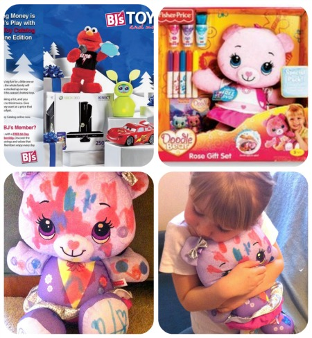 Fisher-Price Doodle Bear available at BJ's Wholesale Club