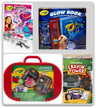 Crayola Innovation Holiday gift guide ideas